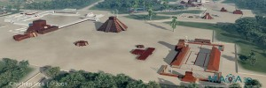 3D- Reconstruction 0f Chichen Itza