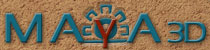 Maya3D Logo