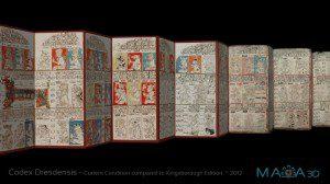 Maya Codex Dresden - Comparison