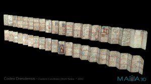 Maya Codex Dresden SLUB